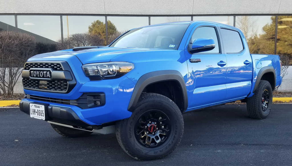 93 A 2019 Toyota Tacoma Diesel Trd Pro Photos