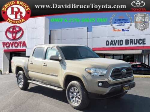 93 A 2019 Toyota Tacoma Quicksand Concept And Review