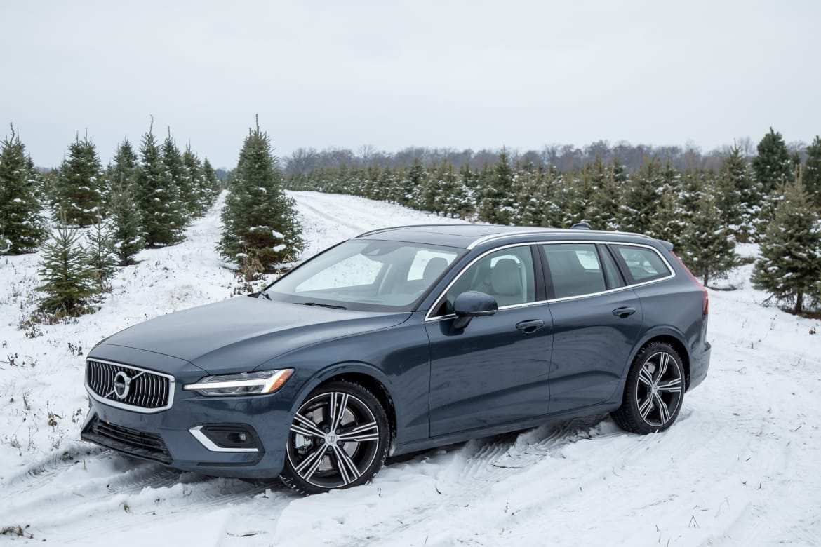 93 A 2019 Volvo Wagon Rumors