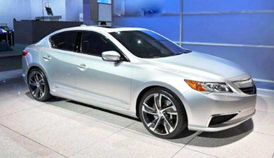 93 A 2020 Acura Ilx Type S Images