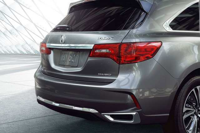 93 A 2020 Acura Mdx A Spec Ratings