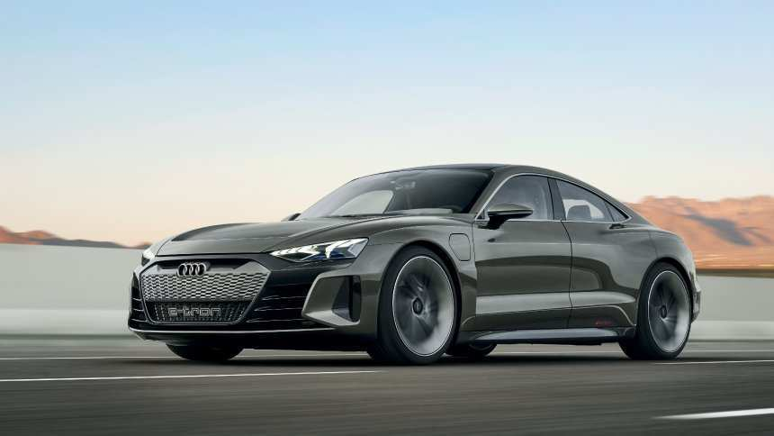 93 A 2020 Audi E Tron Gt Price First Drive