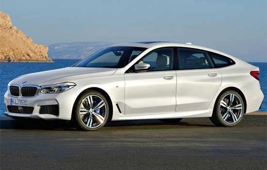 93 A 2020 BMW 6 Series Overview