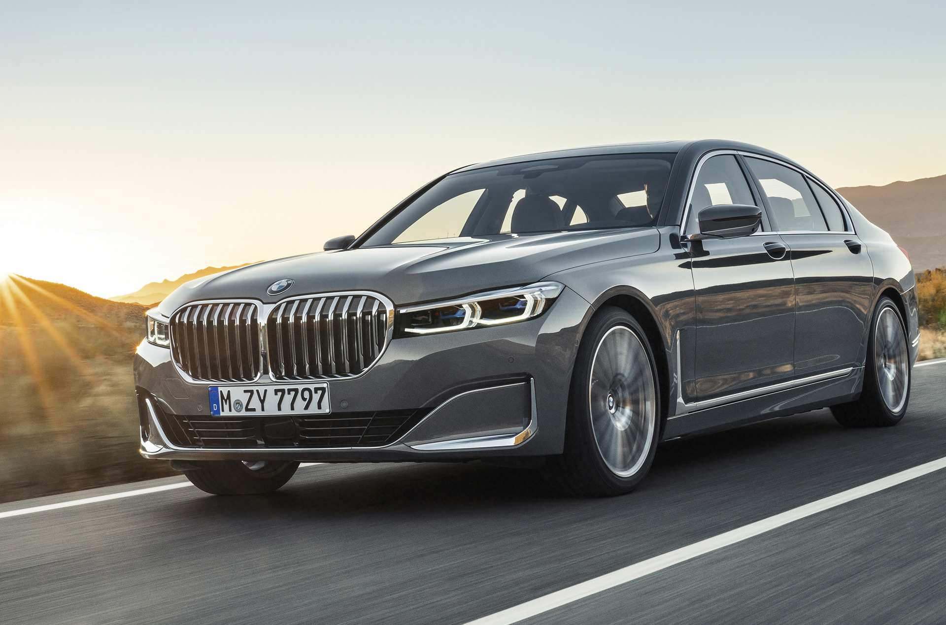 93 A 2020 BMW 7 Series Perfection New New Review