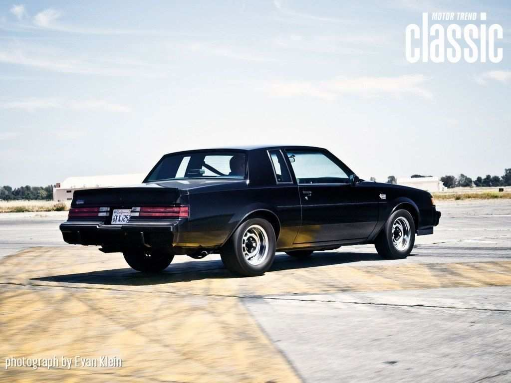 93 A 2020 Buick Grand National Gnxprice Engine