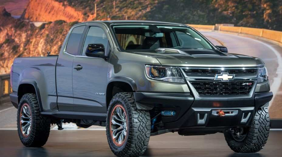 93 A 2020 Chevrolet Colorado Review And Release Date