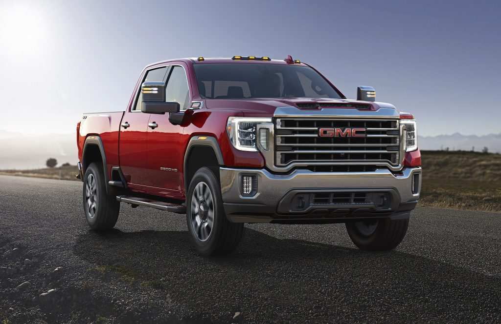 93 A 2020 GMC 2500 Unveil Exterior And Interior