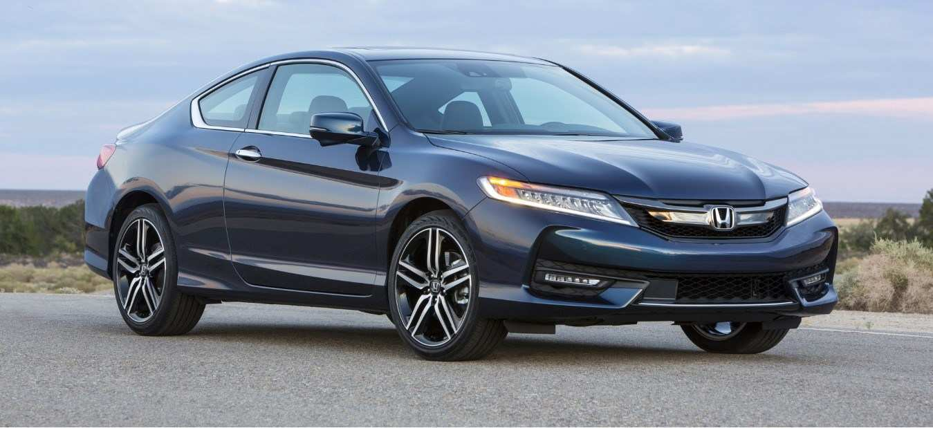 93 A 2020 Honda Accord Coupe First Drive
