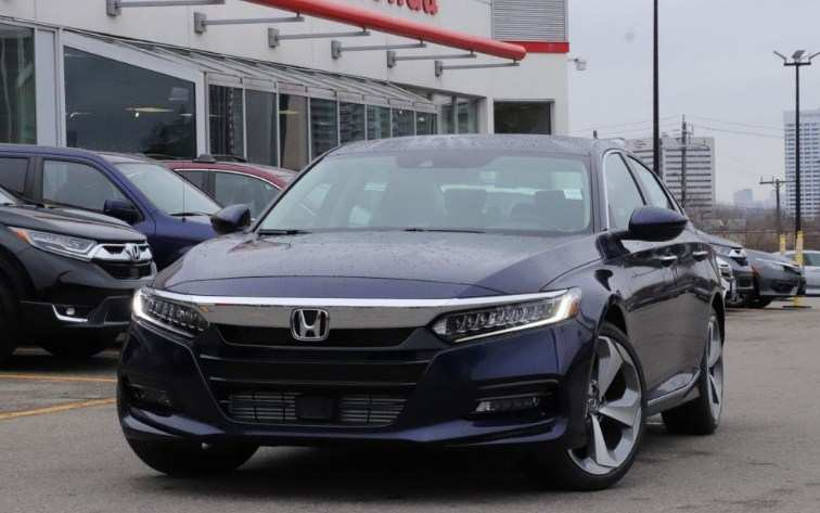 93 A 2020 Honda Crosstour New Model And Performance
