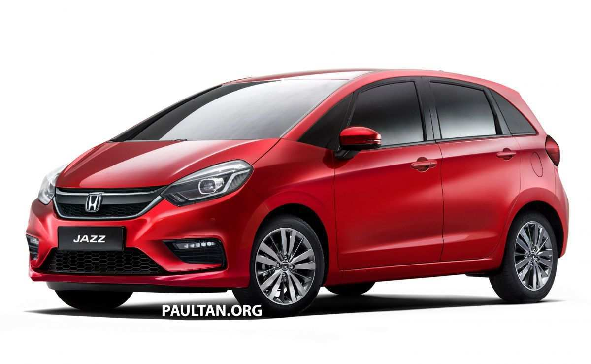 93 A 2020 Honda Jazz Performance