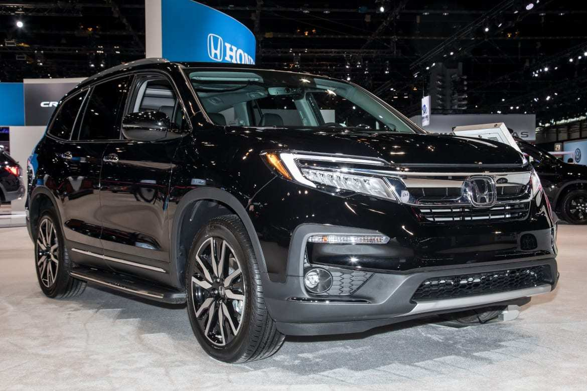 93 A 2020 Honda Pilot Redesign And Review