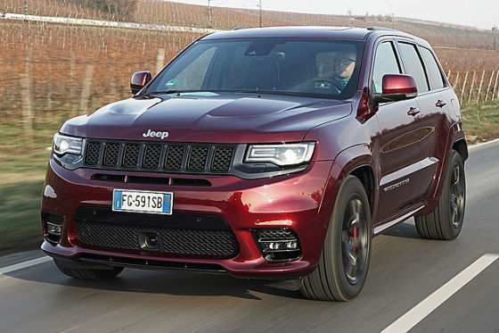 93 A 2020 Jeep Grand Cherokee Srt8 History
