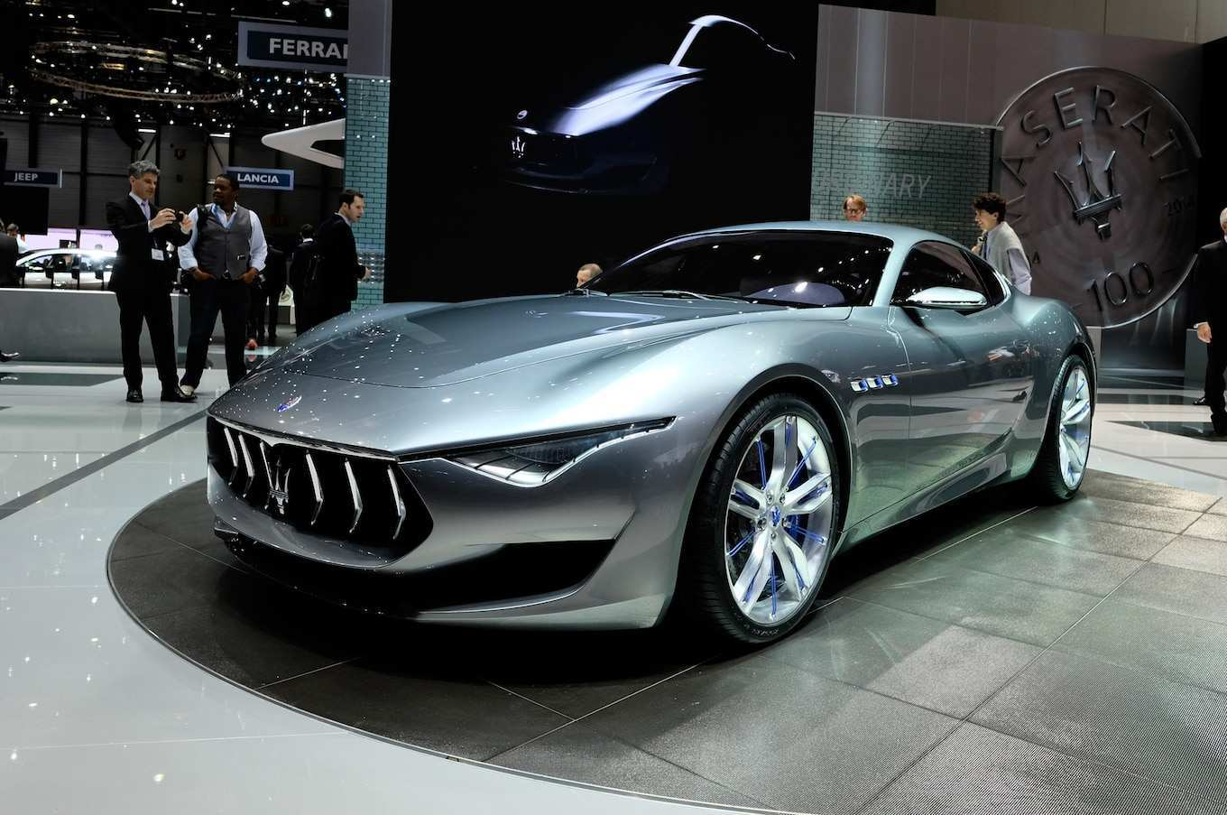 93 A 2020 Maserati Alfieris Performance And New Engine
