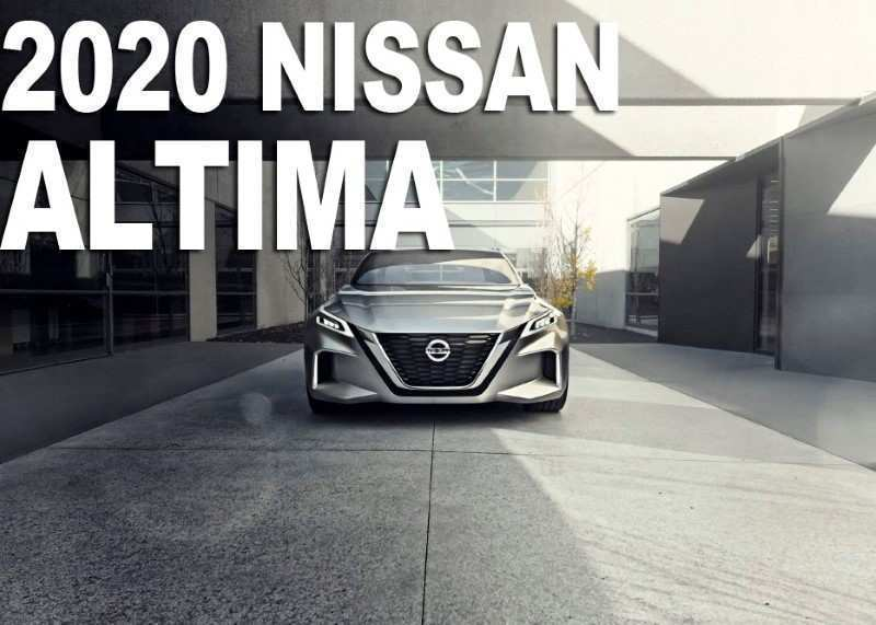 93 A 2020 Nissan Altima Coupe Review