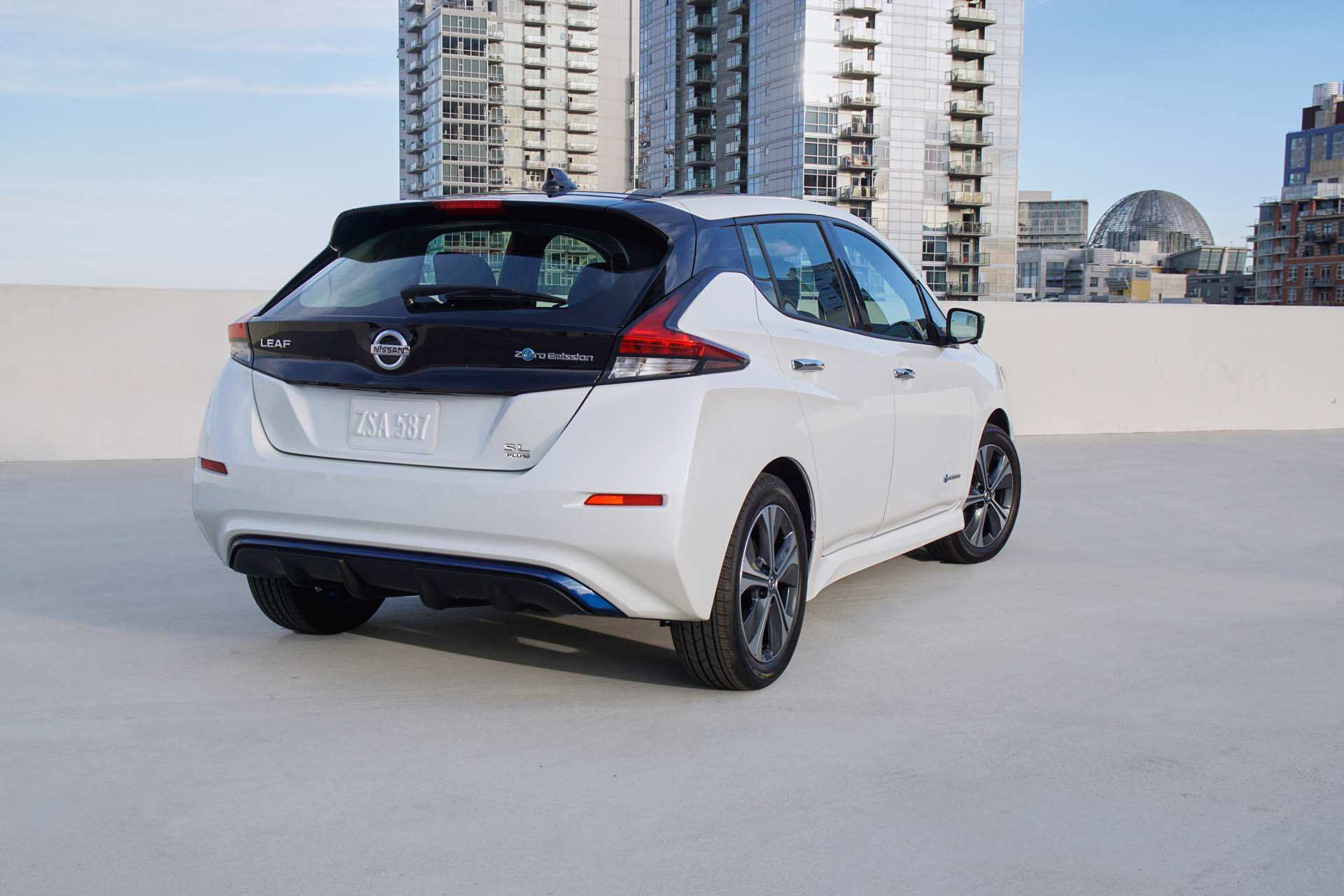 93 A 2020 Nissan Leaf New Model And Performance
