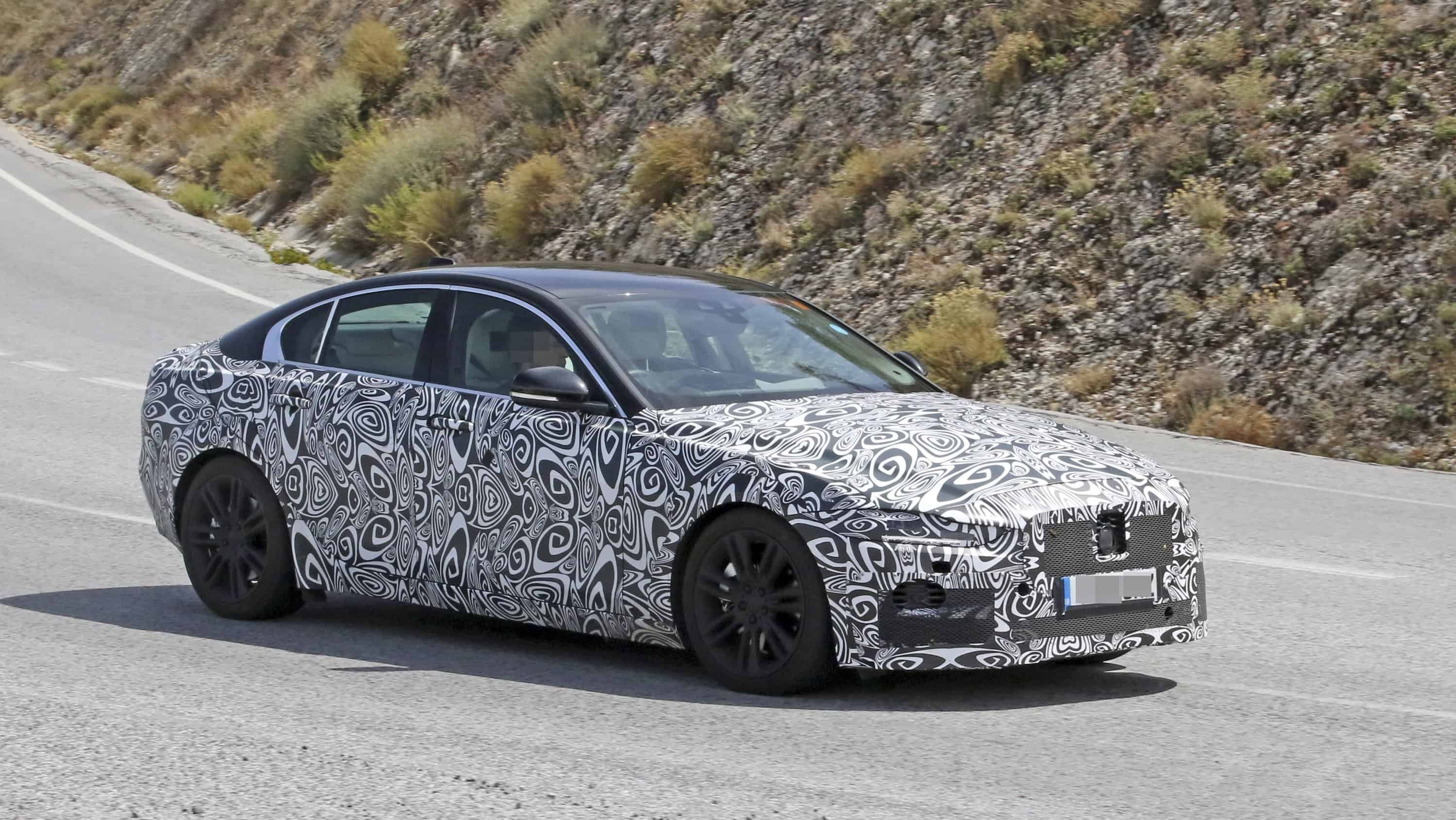 93 A 2020 Spy Shots BMW 3 Series Performance And New Engine