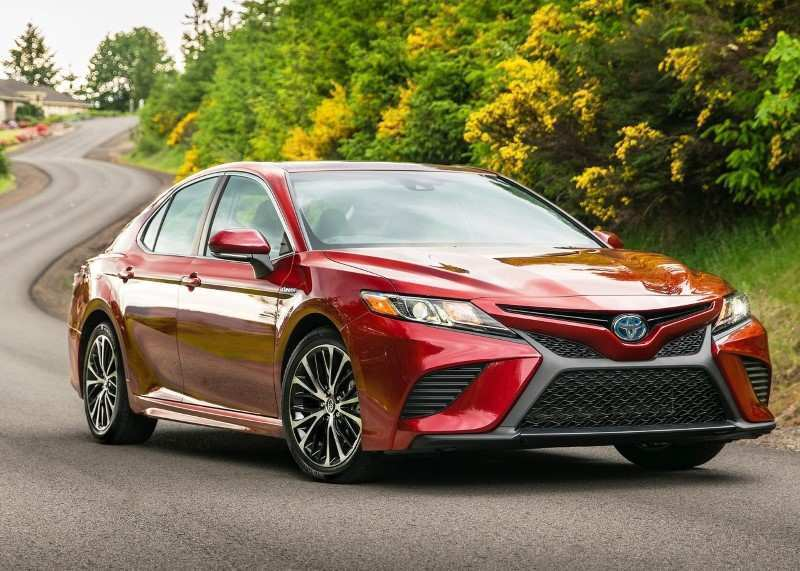 93 A 2020 Toyota Camry Price And Review