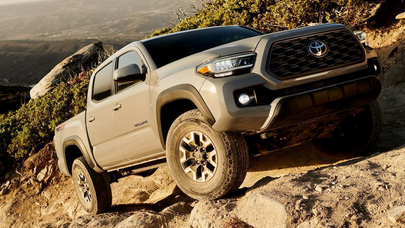 93 A 2020 Toyota Tacoma Diesel Release
