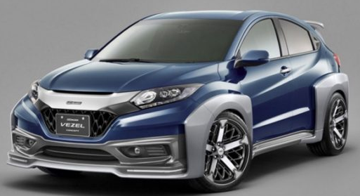 93 A Honda Vezel 2020 Model Performance