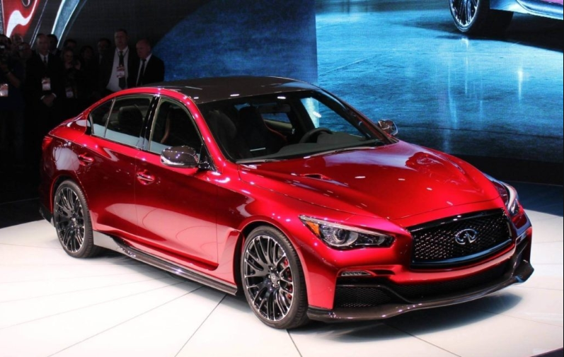 93 A Infiniti Q50 For 2020 First Drive