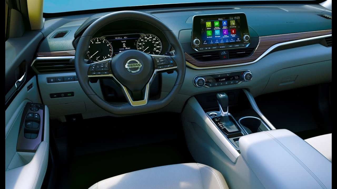 93 A Nissan 2019 Interior Redesign And Concept