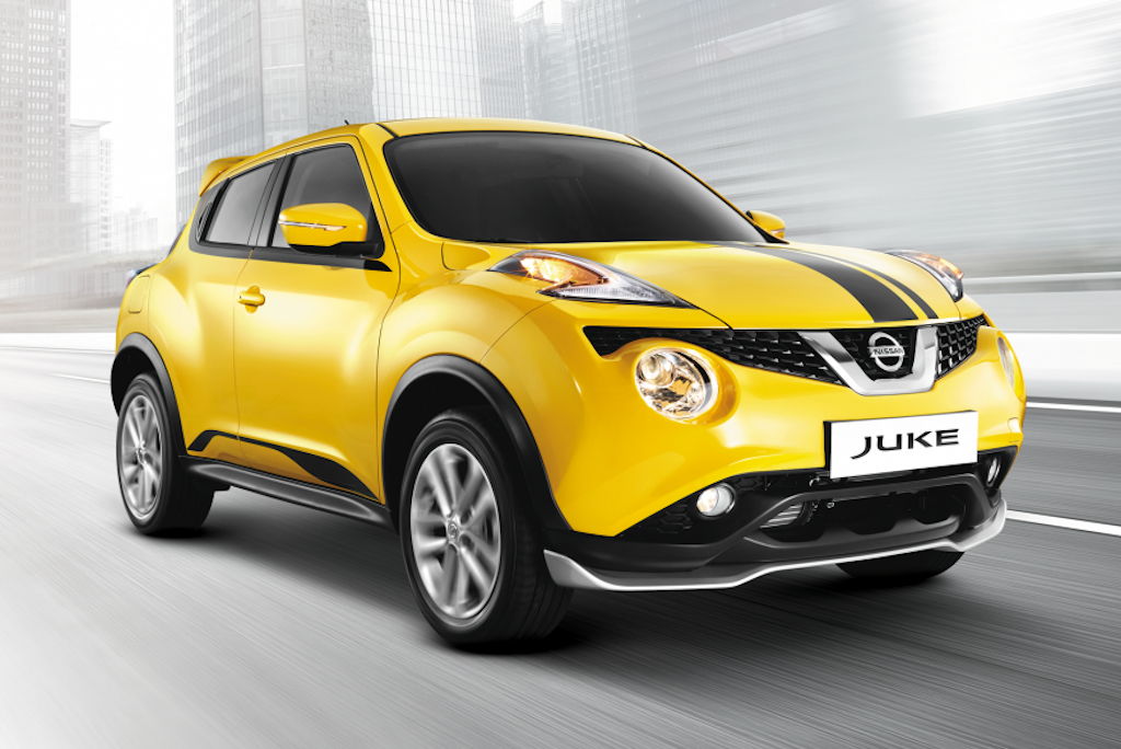 93 A Nissan Juke 2019 Philippines Overview