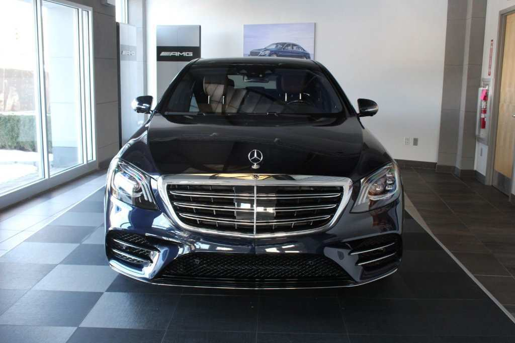 93 A S450 Mercedes 2019 New Model And Performance