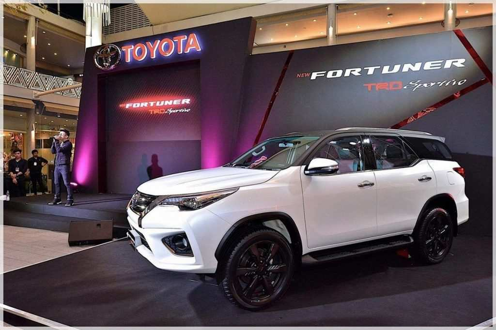 93 A Toyota Fortuner 2020 Model Performance And New Engine