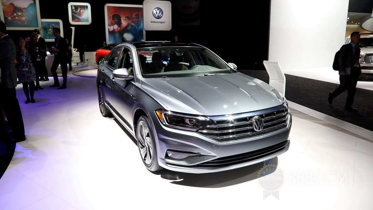 93 A Volkswagen Jetta 2019 India New Model And Performance