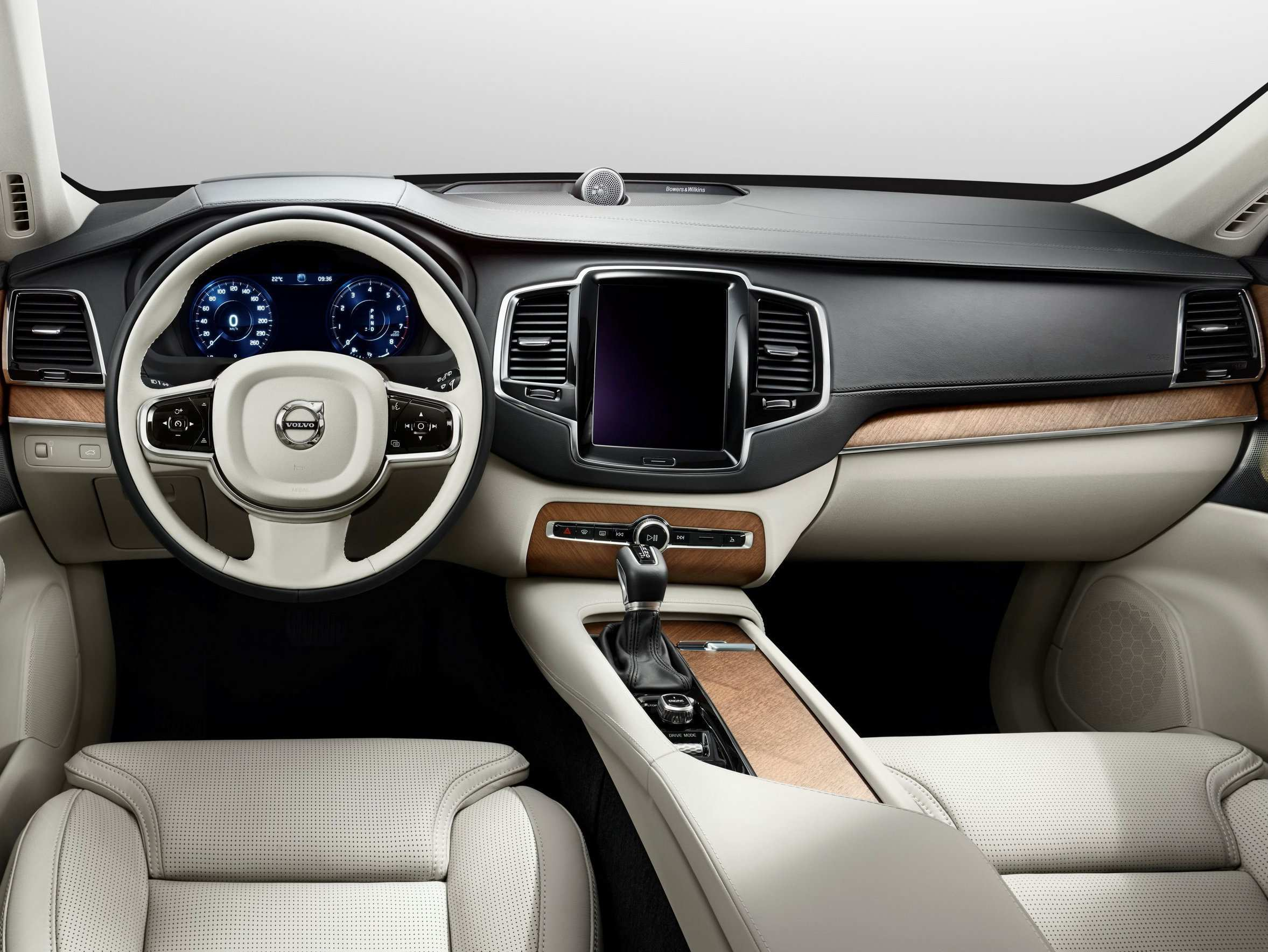93 A Volvo Xc90 2019 Interior Release Date And Concept