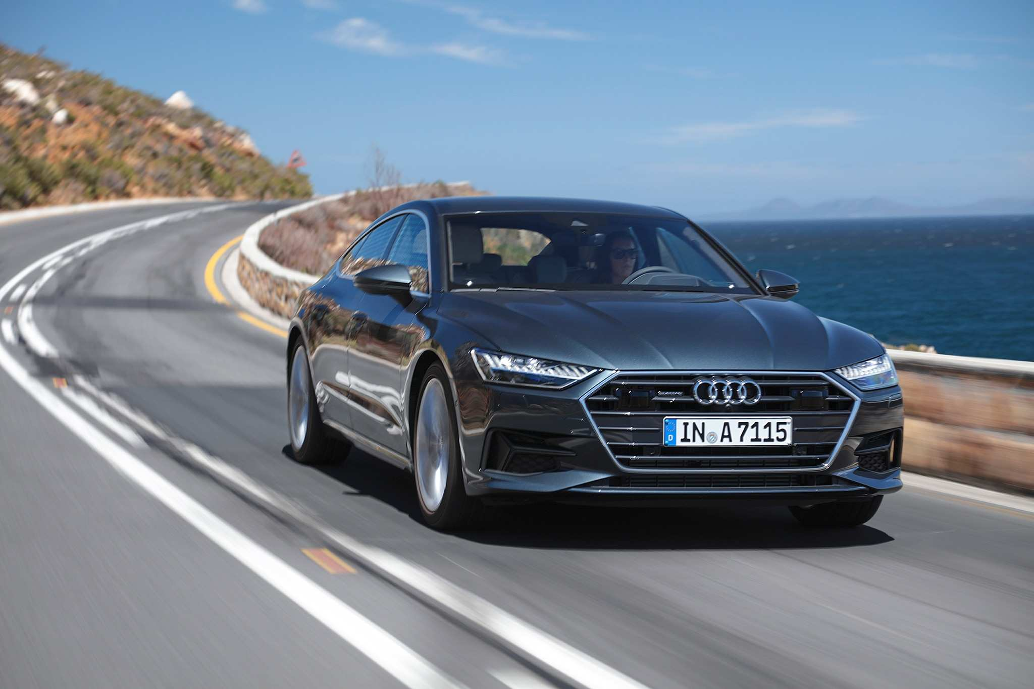 93 All New 2019 Audi S7 Pictures