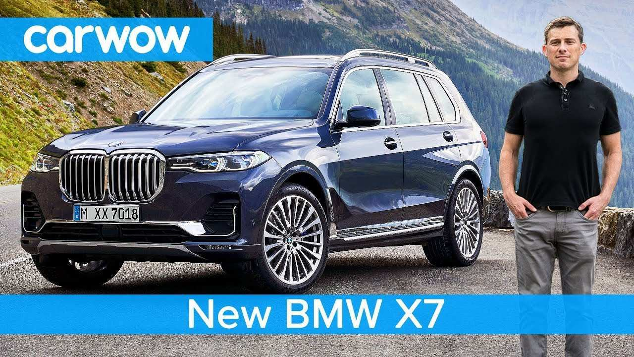 93 All New 2019 BMW X7 Suv Series History