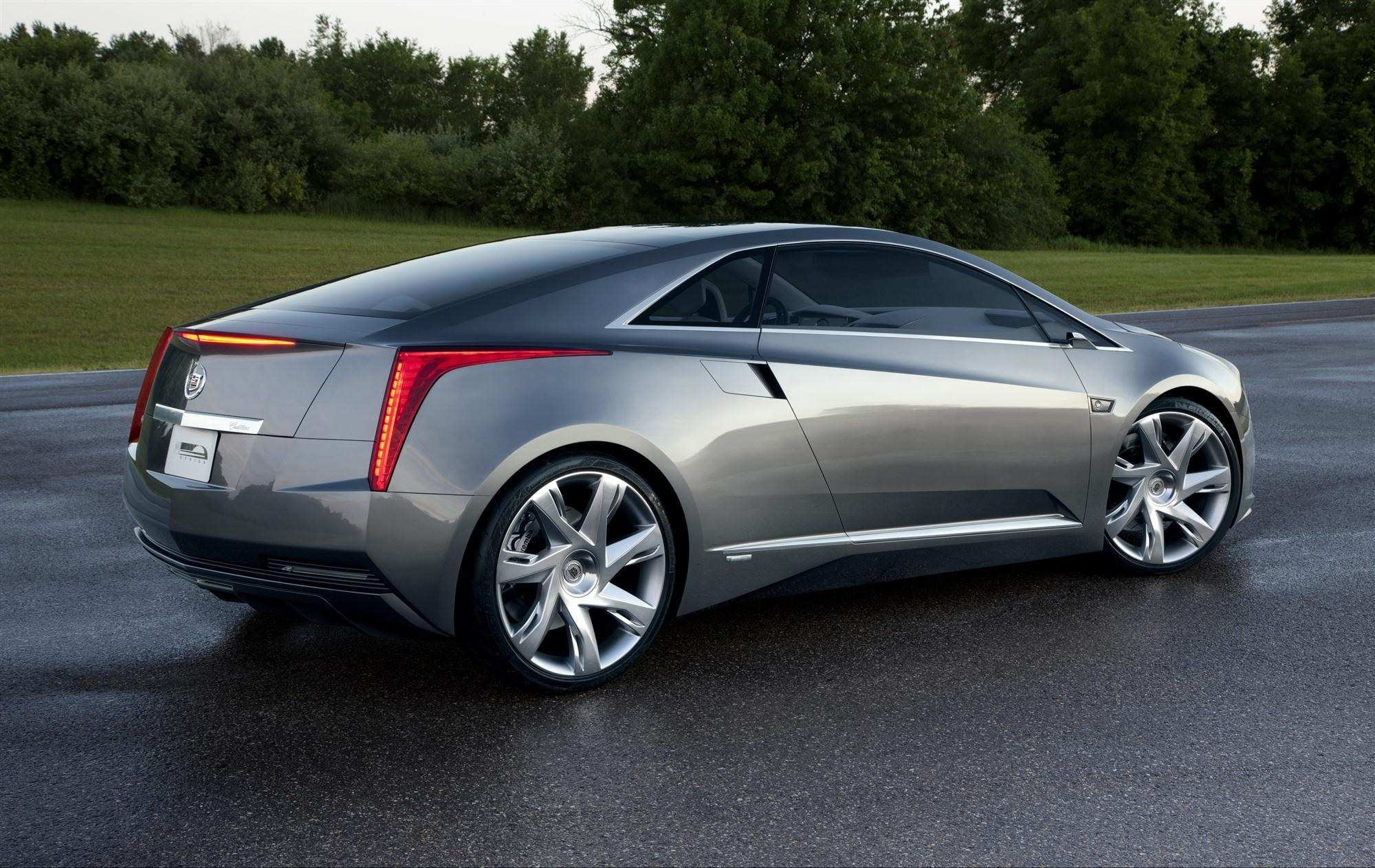93 All New 2019 Cadillac ELR S Configurations