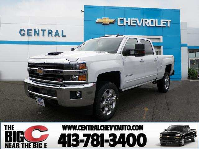 93 All New 2019 Chevy 2500Hd History