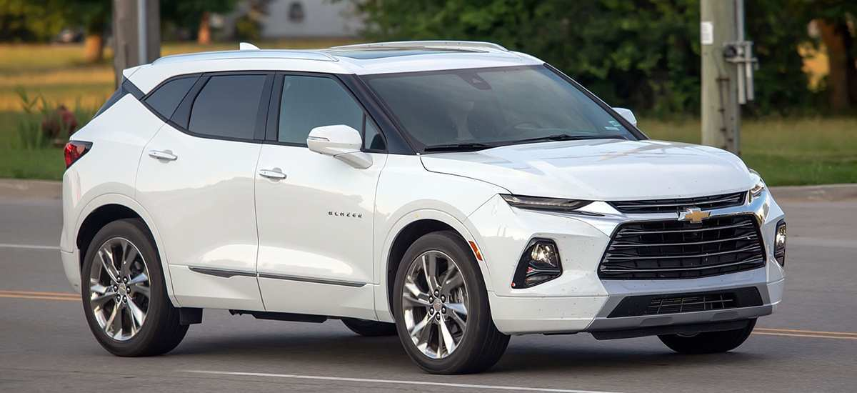 93 All New 2019 Chevy K5 Blazer Images