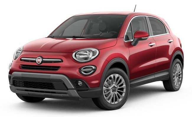 93 All New 2019 Fiat 500X Performance And New Engine