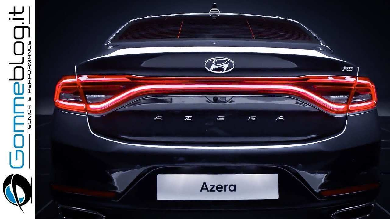 93 All New 2019 Hyundai Azera Spy Shoot