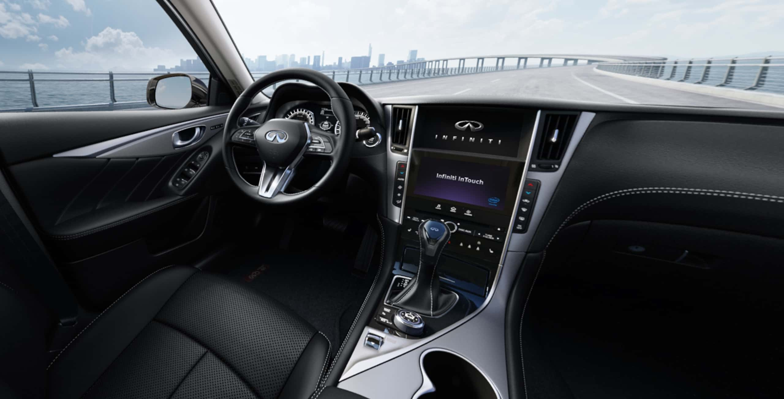 93 All New 2019 Infiniti Interior Model