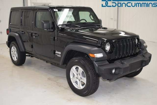 93 All New 2019 Jeep Wrangler Unlimited Redesign