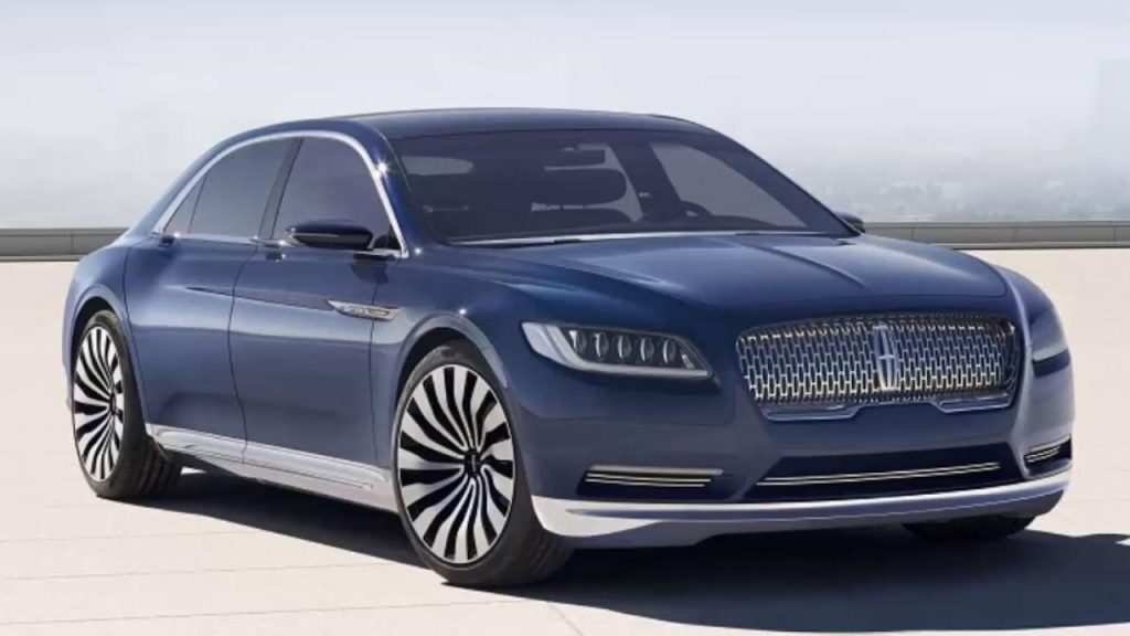 93 All New 2019 Lincoln Town Performance