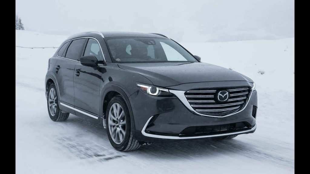 93 All New 2019 Mazda CX 9s Overview