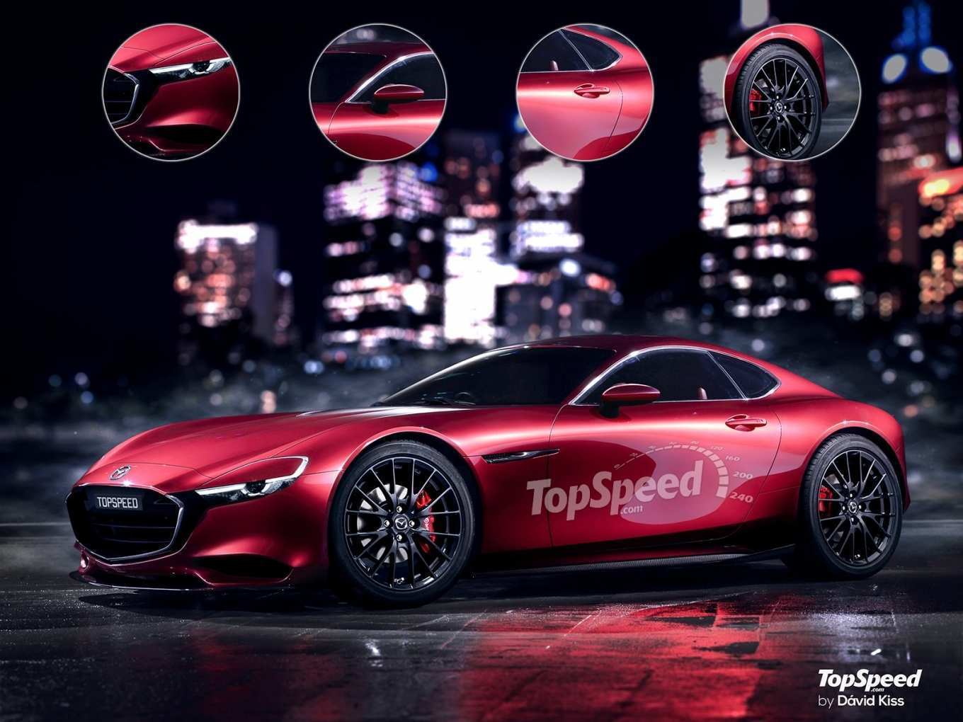 93 All New 2019 Mazda RX7s Style