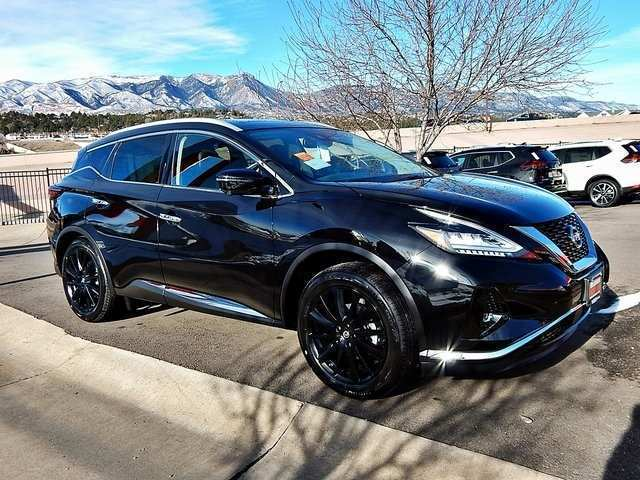 93 All New 2019 Nissan Murano Ratings