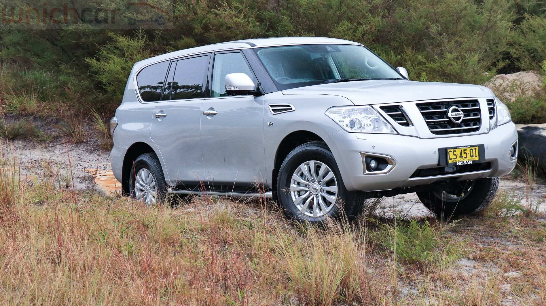 93 All New 2019 Nissan Patrol Wallpaper