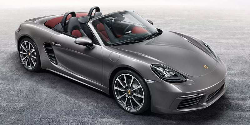 93 All New 2019 Porsche Boxster S Specs And Review