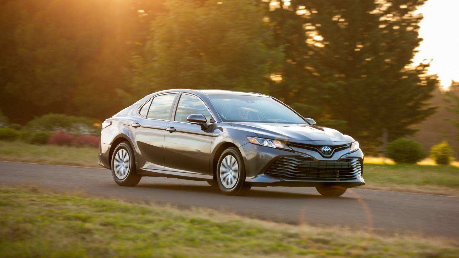 93 All New 2019 Toyota Camry Se Hybrid Price And Release Date