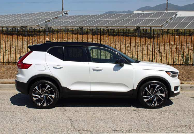 93 All New 2019 Volvo Xc40 Gas Mileage Concept