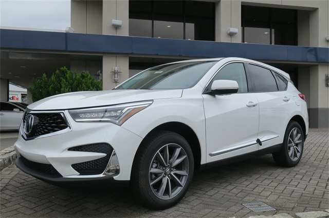93 All New 2020 Acura RDX Overview