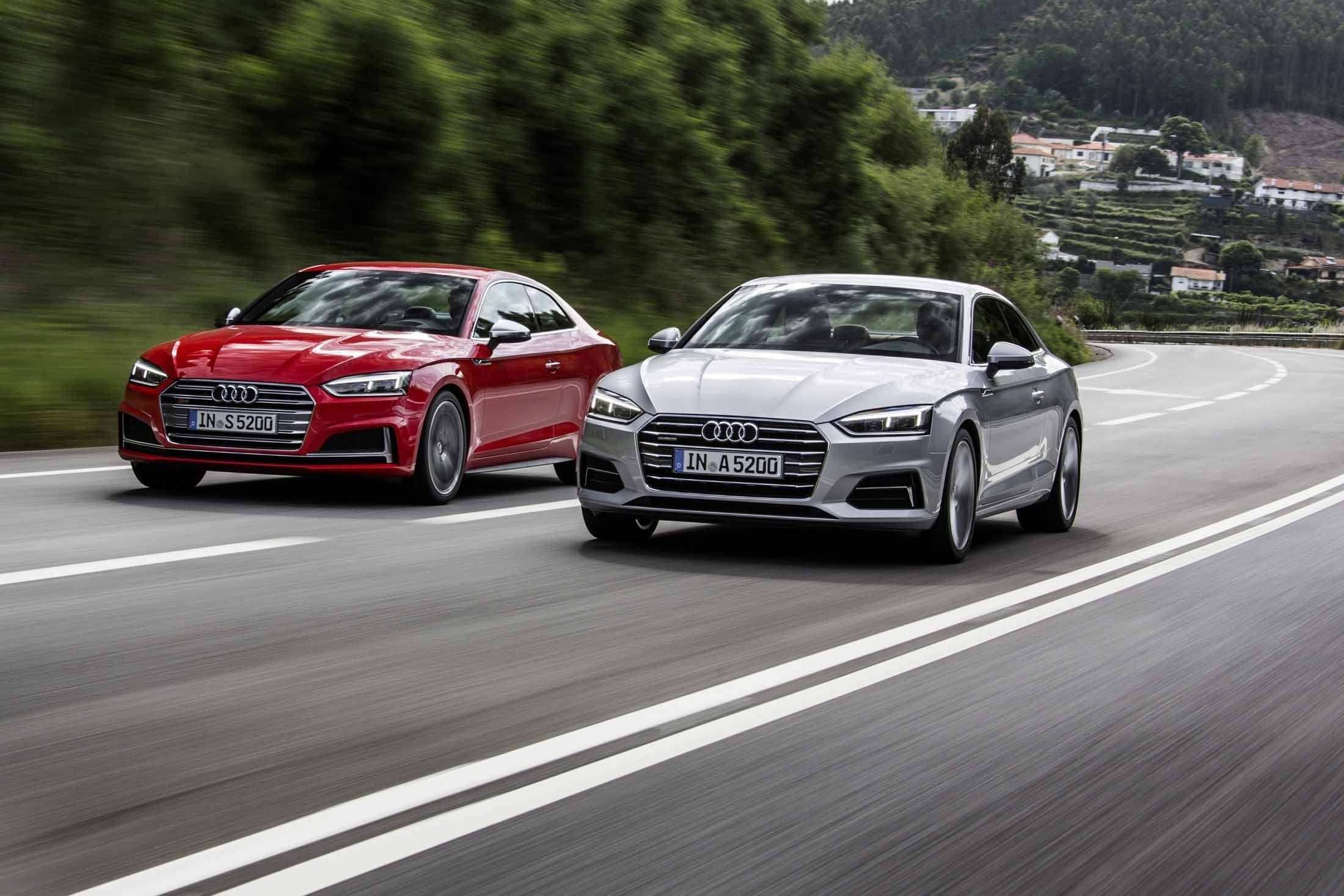 93 All New 2020 Audi Rs5 Tdi Rumors