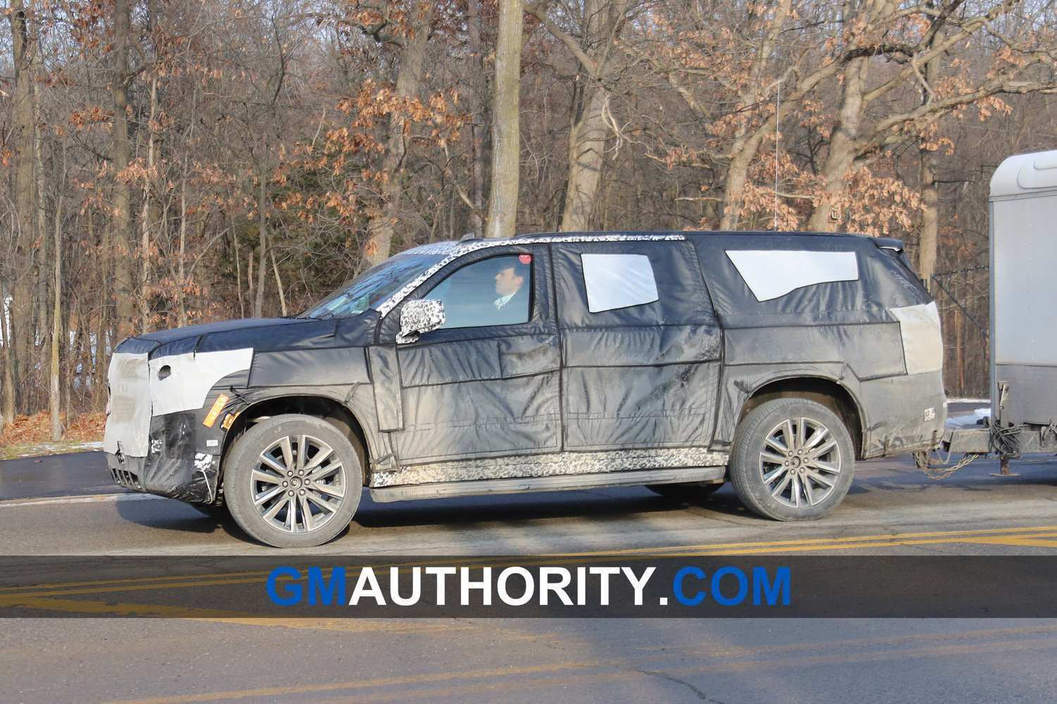 93 All New 2020 Cadillac Escalade Vsport Performance And New Engine